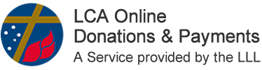 LCA Online Donations and Payments